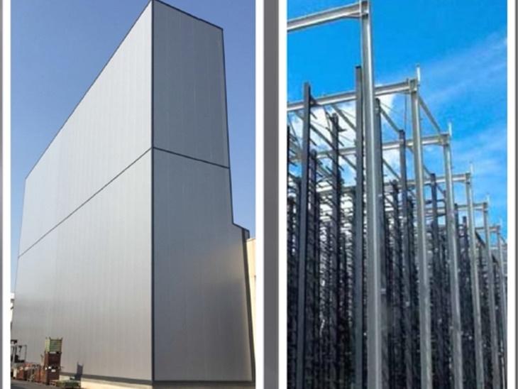 Leggi news | Stockage automatique verticale pour coil